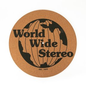 "12"" Cork Turntable Slipmat - 1979 Special Edition"