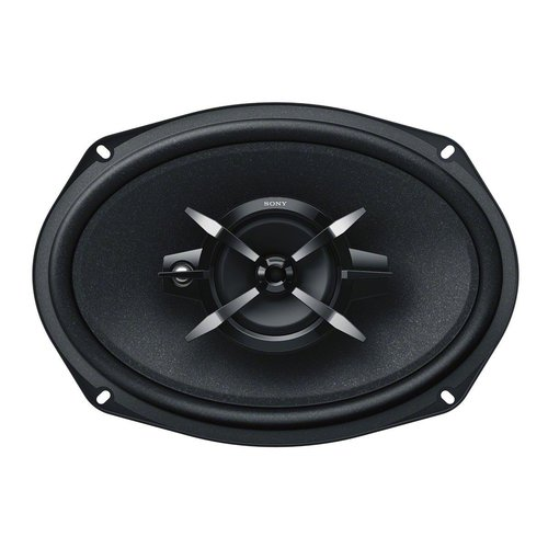 "View Larger Image of XS-FB6930 6x9"" 60-Watt 3-Way Triaxial Speaker System"