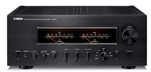 View Larger Image of A-S3000 High-Performance Integrated Amplifier