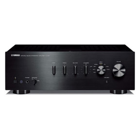 A-S301 Integrated Amplifier (Black)