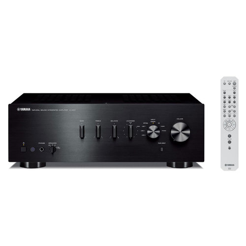 View Larger Image of A-S301 Integrated Amplifier (Black)