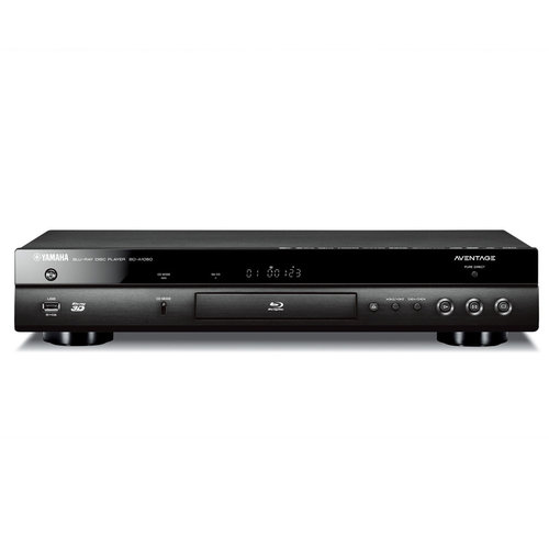 View Larger Image of BD-A1060 Aventage Blu-Ray Disc Player