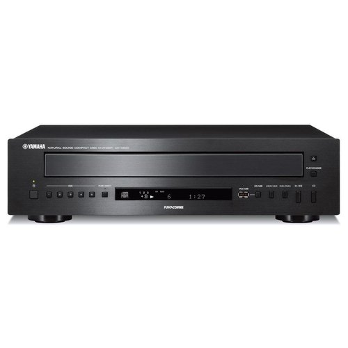 View Larger Image of CD-C600 5-Disc CD Changer With PlayXchange