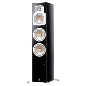 NS-555 3-Way Bass Reflex Floorstanding Speaker - Each (Black)