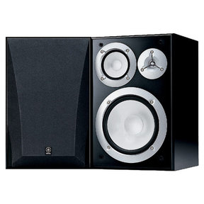 NS-6490 Bookshelf Stereo Speakers - Pair (Black)