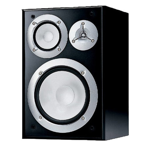 View Larger Image of NS-6490 Bookshelf Stereo Speakers - Pair (Black)