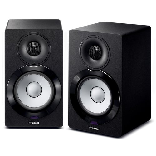 View Larger Image of NX-N500 Powered Network Speakers With MusicCast - Pair