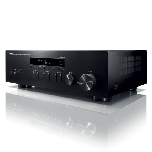 View Larger Image of R-N303 Network Stereo Receiver with MusicCast