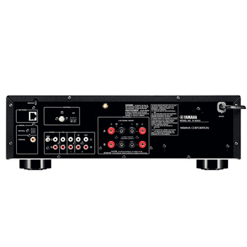 yamaha r n303 network stereo receiver with musiccast. Black Bedroom Furniture Sets. Home Design Ideas