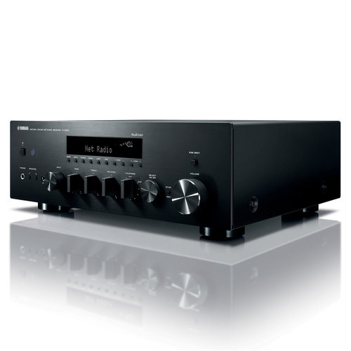 View Larger Image of R-N602 Network Hi-Fi Receiver With WiFi/MusicCast