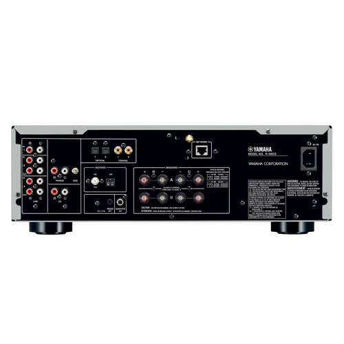 View Larger Image of R-N803BL Network Receiver with MusicCast