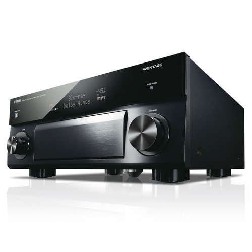 View Larger Image of RX-A1070 7.2 Channel AVENTAGE Network AV Receiver
