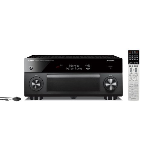 View Larger Image of RX-A2060 AVENTAGE 9.2 Channel Network A/V Receiver