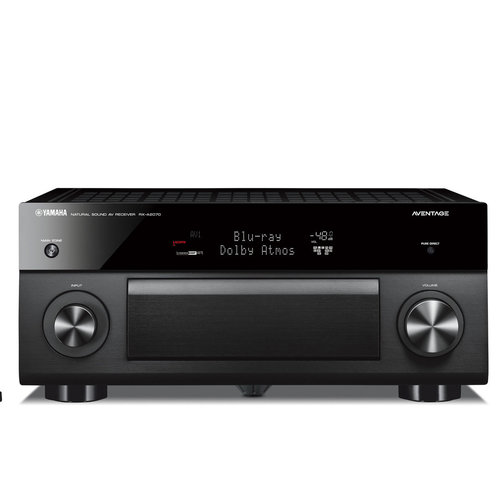 View Larger Image of RX-A2070 9.2 Channel AVENTAGE Network AV Receiver