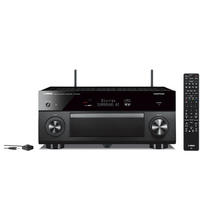 yamaha rx a2080 aventage 9 2 channel av receiver with. Black Bedroom Furniture Sets. Home Design Ideas