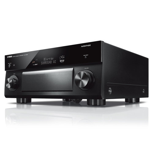 View Larger Image of RX-A2080 AVENTAGE 9.2-Channel AV Receiver with MusicCast