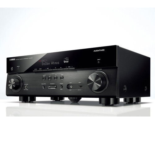 View Larger Image of RX-A670 7.2 Channel AVENTAGE Network AV Receiver