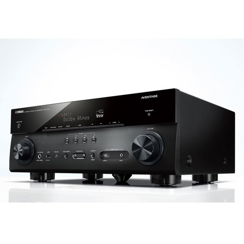 View Larger Image of RX-A770 7.2 Channel AVENTAGE Network AV Receiver