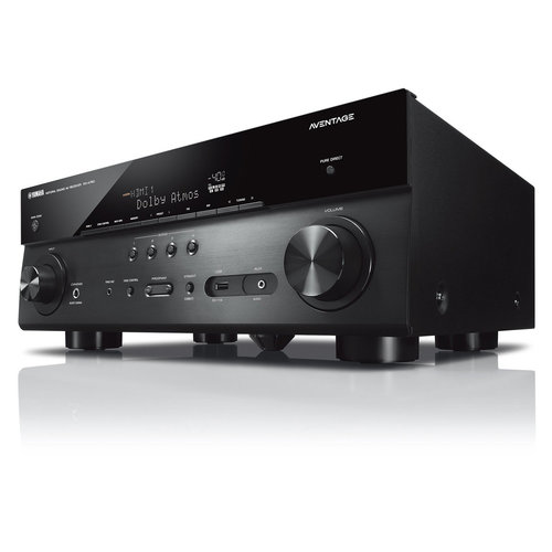 View Larger Image of RX-A780 AVENTAGE 7.2-Channel AV Receiver with MusicCast