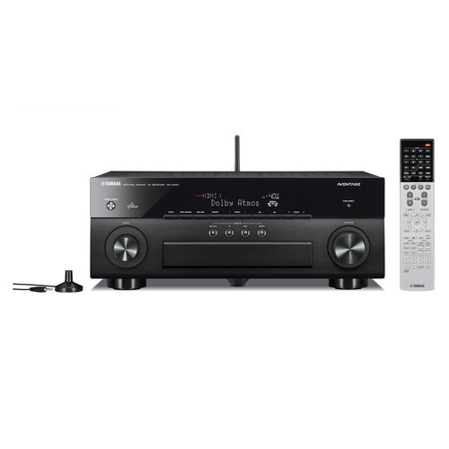 View Larger Image of RX-A850 7.2-Channel 4K 3D AVENTAGE Network AV Receiver with WX-030 MusicCast Wireless Speaker