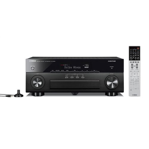 View Larger Image of RX-A860 AVENTAGE 7.2 Channel Network A/V Receiver