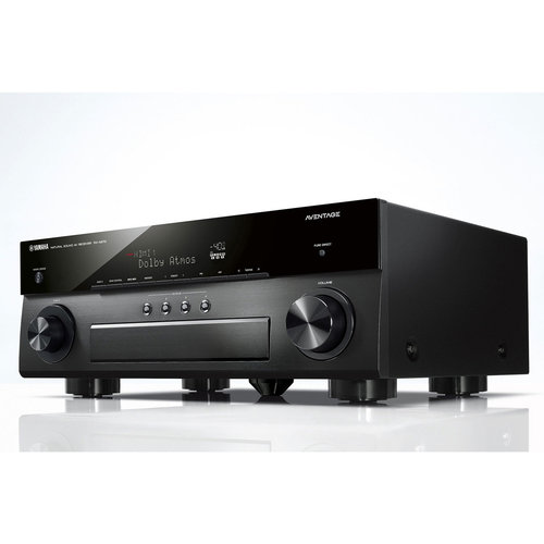 View Larger Image of RX-A870 7.2 Channel AVENTAGE Network AV Receiver
