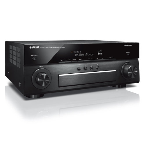 yamaha rx a880 aventage 7 2 channel av receiver with. Black Bedroom Furniture Sets. Home Design Ideas