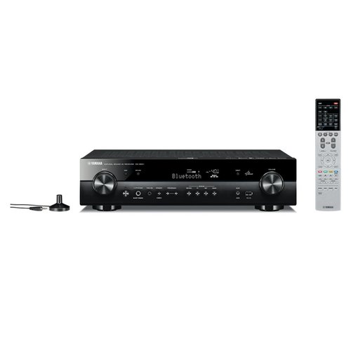 View Larger Image of RX-S601 Slimline AV Network Receiver with WX-030 MusicCast Wireless Speaker (Black)