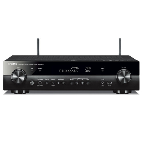 View Larger Image of RX-S602 Slimline 5.1-Chanel AV Receiver with MusicCast