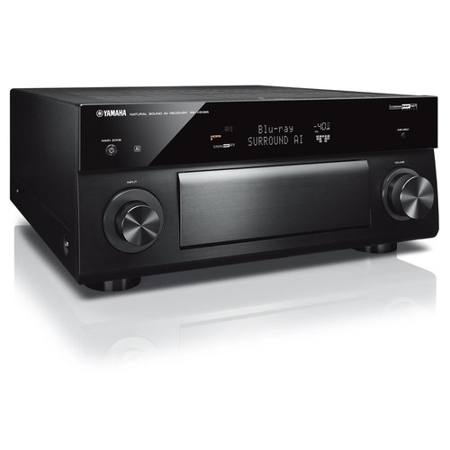 View Larger Image of RX-V2085 9.2-Channel AV Receiver with MusicCast