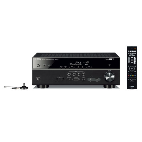 View Larger Image of RX-V479 5.1 Channel Receiver with WX-030 MusicCast Wireless Speaker