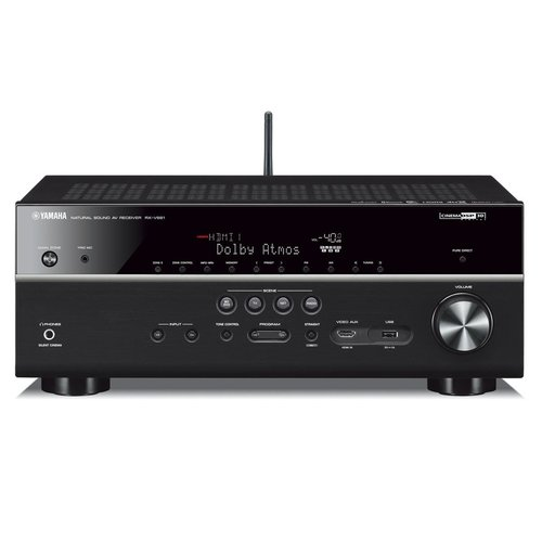 View Larger Image of RX-V681 7.2-Channel 4K AV Receiver with Wi-Fi/Bluetooth/MusicCast and Klipsch RF-82II Reference Series 5.1 Home Theater System (Black)