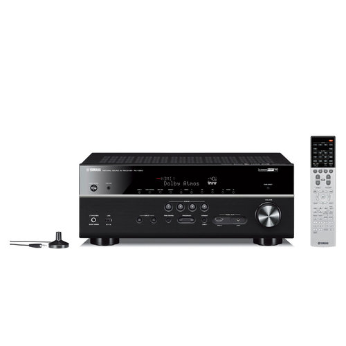 View Larger Image of RX-V683 7.2 Channel AV Network Receiver with Dolby Atmos and DTS:X Surround Sound