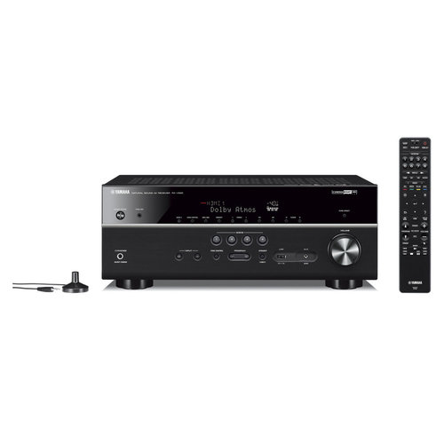 View Larger Image of RX-V685BL 7.2 Channel AV Receiver with WX-021 MusicCast 20 Wireless Speakers - Pair