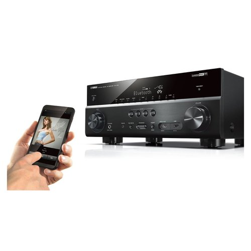 View Larger Image of RX-V781 7.2-Channel 4K AV Receiver With WiFi/MusicCast/Bluetooth