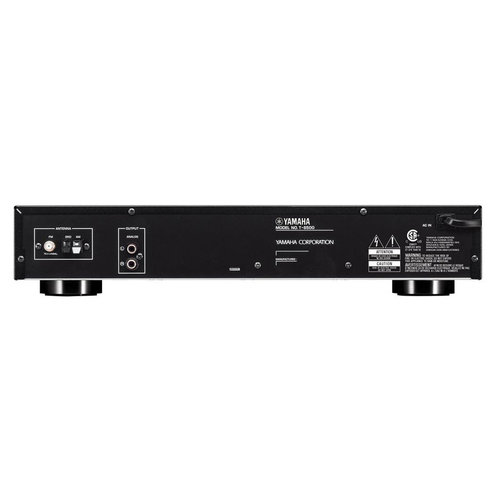 Yamaha T-S500 Home Theater AM/FM HiFi Stereo Tuner | World ...