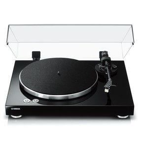 TT-S303 Turntable (Piano Black)