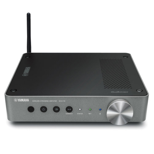 View Larger Image of WXA-50 MusicCast Wireless Streaming Amplifier