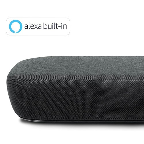 View Larger Image of YAS-109 Sound Bar with Built-in Subwoofers and Alexa Built-in