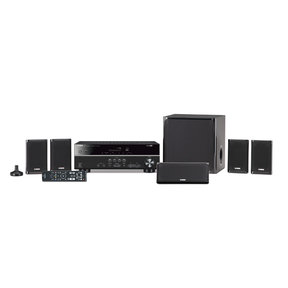 YHT-4930BL 5.1 Home Theater in a Box System