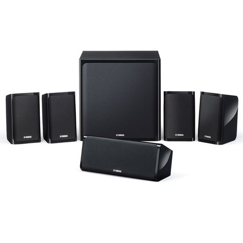 View Larger Image of YHT-4930BL 5.1 Home Theater System