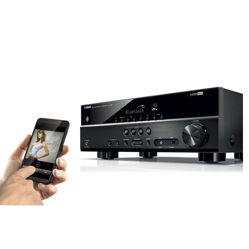 View Larger Image of YHT-4930BL 5.1 Home Theater in a Box System