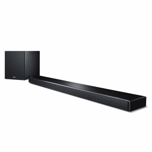 View Larger Image of YSP-2700 MusicCast Sound Bar with Wireless Subwoofer