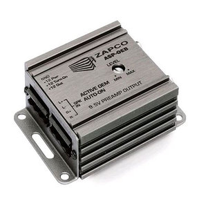 ASP-OEB 2-Channel Active 9.5V OEM Signal Level Adapter
