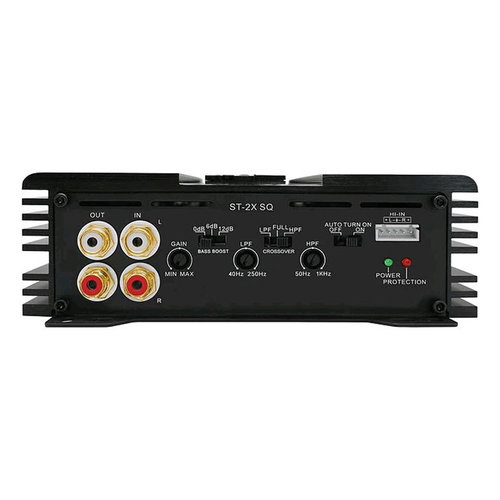 View Larger Image of ST-2X SQ Class A/B 2-Channel Sound Quality Amplifier